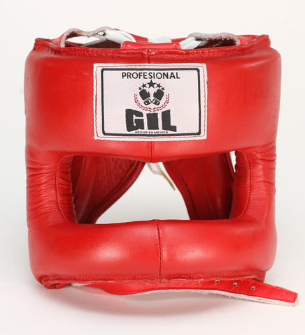 GIL Professional Headgear w/ Face Bar - Casanova Boxing USA