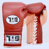 GIL Professional Boxing Gloves - Unattached Thumb - Casanova Boxing USA
