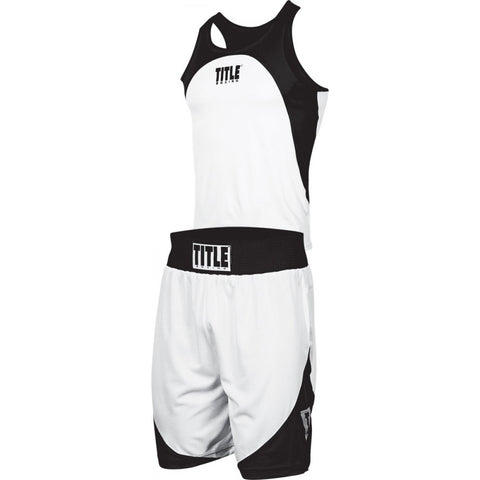 Title Aerovent Elite Amateur Boxing Set 1 - Casanova Boxing USA