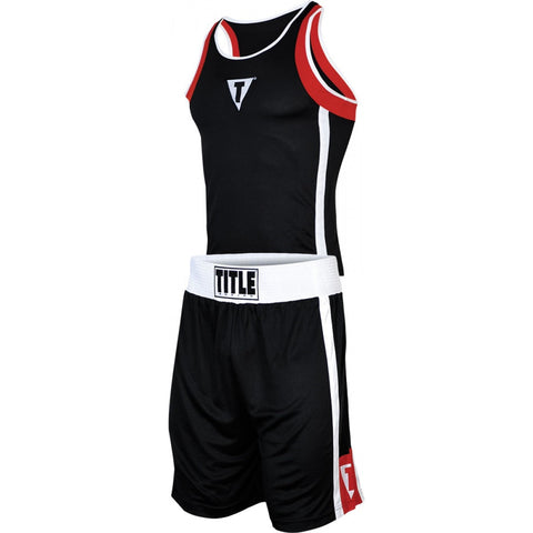 Title Aerovent Elite Amateur Boxing Set 4 - Casanova Boxing USA