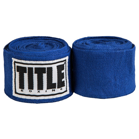 "Title Select 180"" Semi Elastic Mexican Hand Wraps - Casanova Boxing USA"