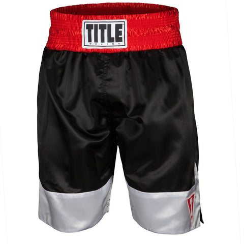 TITLE FORCE BOXING TRUNKS