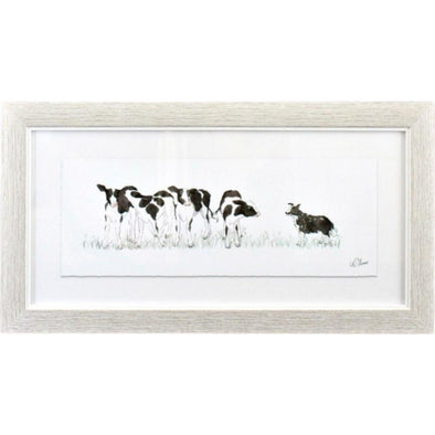 Framed Counting Cows