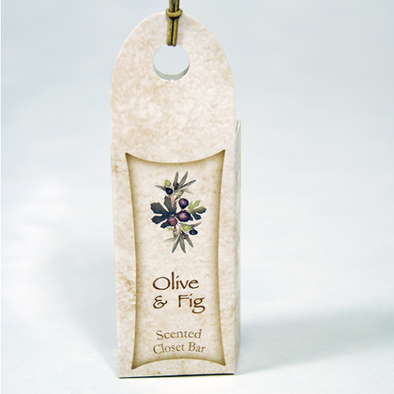 Olive and Fig Scented Closet Bar