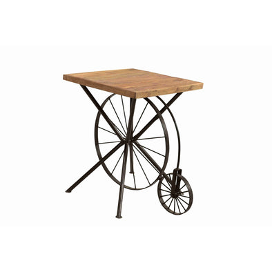 Penny Farthing Side/Lamp Table