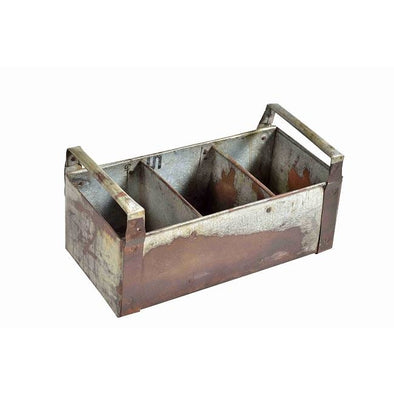 Original 3 Compartment Tray w/Handles