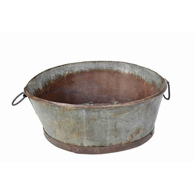 Original Iron Laundry/Planter Tub