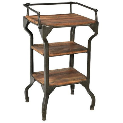 Vintage Industrial Shelves - Small