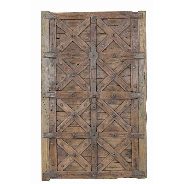 Original Wooden Window Panel