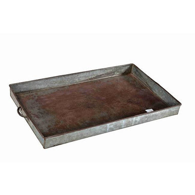 Galvanized Iron Tray-Extra Large