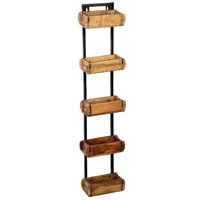 Brick Mould Wall Hanging Rack