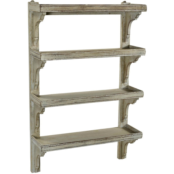 Hanging Wall Rack French Grey