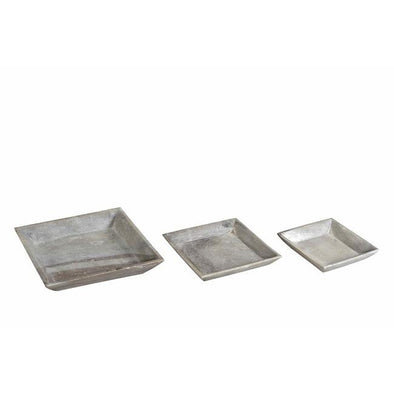 Marble Square Plate - 3 Sizes