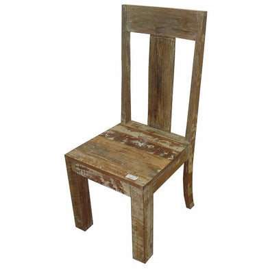 Keswick Reclaimed Teak Wood Dining Chair