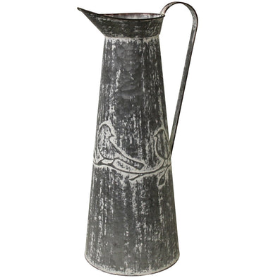 Tall Bird Jug