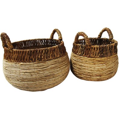 Banana Belly Basket 2 Sizes