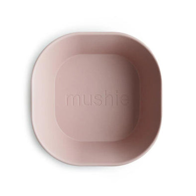 Mushie Dinnerware Square Bowl Set Of 2