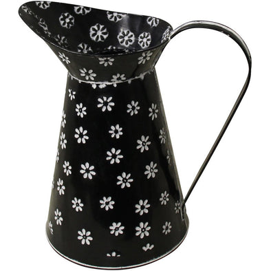 White Daisy Jug - Large