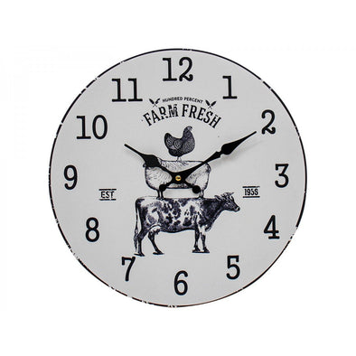 Clock Farm Animal Stack