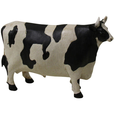 Black & White Cow