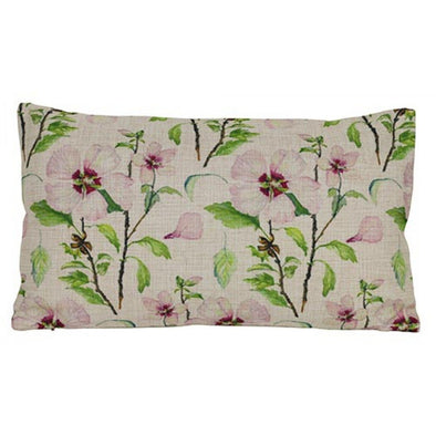 Cushion Purple Floral