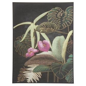 Dark Tropic 1 Canvas Print