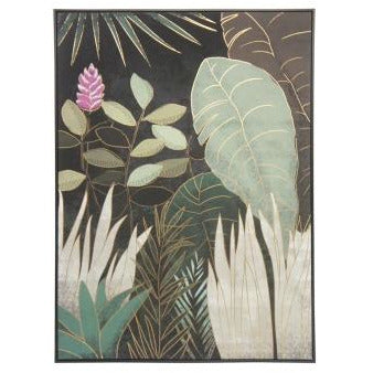 Dark Tropic 2 Canvas Print