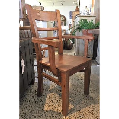 Belmont Wooden Dining Carver Chair