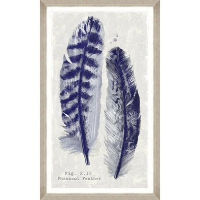 Light as a Feather - Framed Print