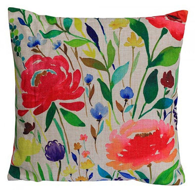 Cushion Fresh Flowers