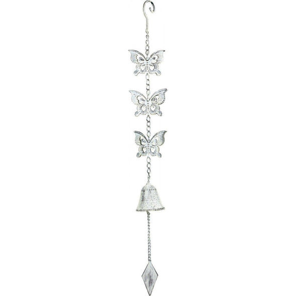 Three butterfly Hanging Bell