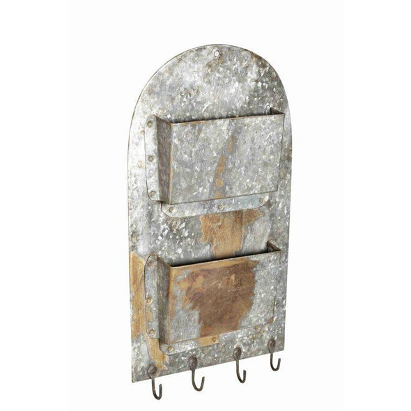 Iron Wall Hanging Letter Holder