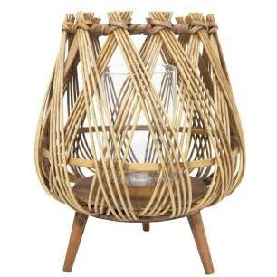 Jodes Bamboo Candle Holder