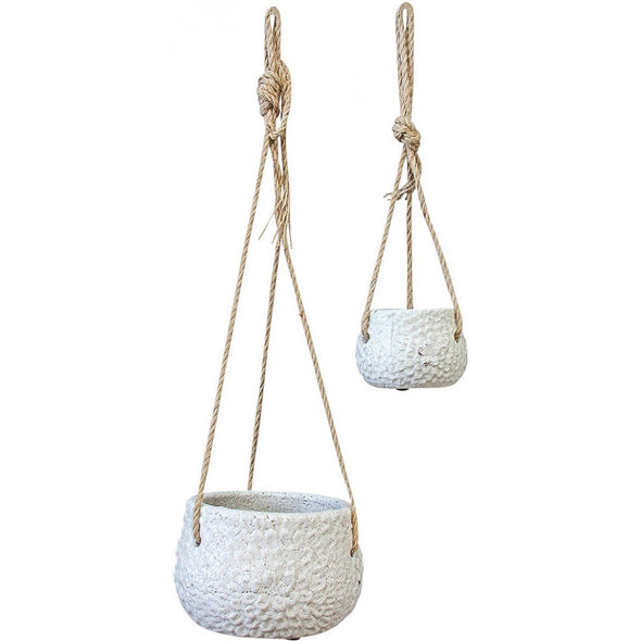 Hanging Ceramic Planter Pot -2 Sizes