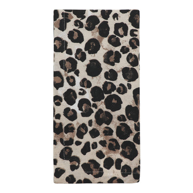 Cheetah Spot Napkin Set Of 4