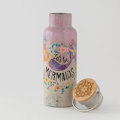 Traveler Bottle Lets Be Mermaids