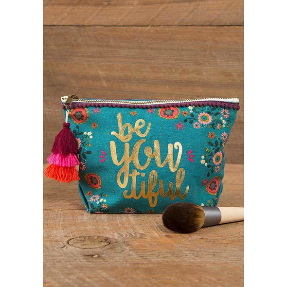 Canvas Pouch Be Youtiful