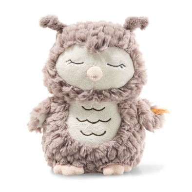 Steiff Soft Cuddly Friends Ollie Owl 23cm