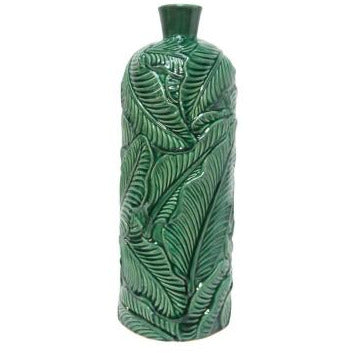 Palm Vase Green - 2 Sizes