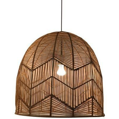 Rattan Pendant Lighting- Natural