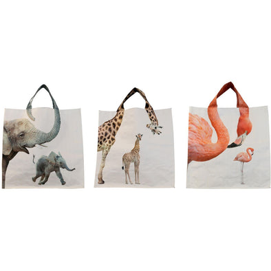 Re-Usable Zoo Bags - Recycled Plastic