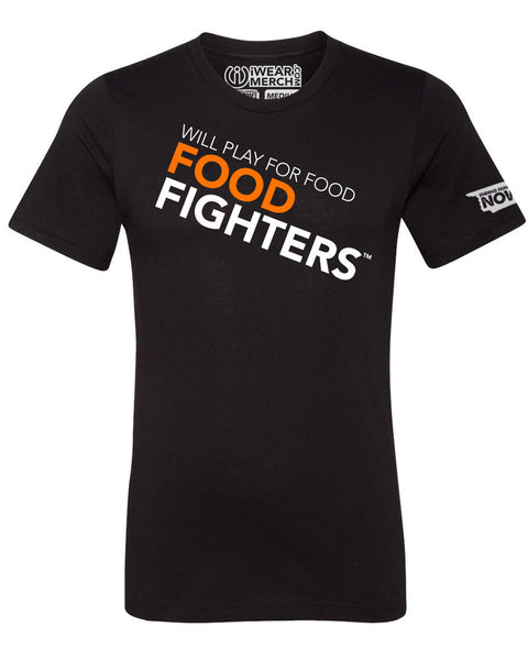 Food Fighter Angle Mens Tee