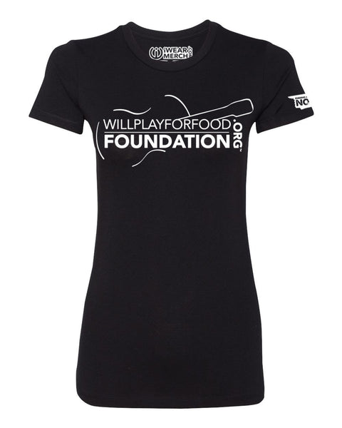 Womens Full Front Tee