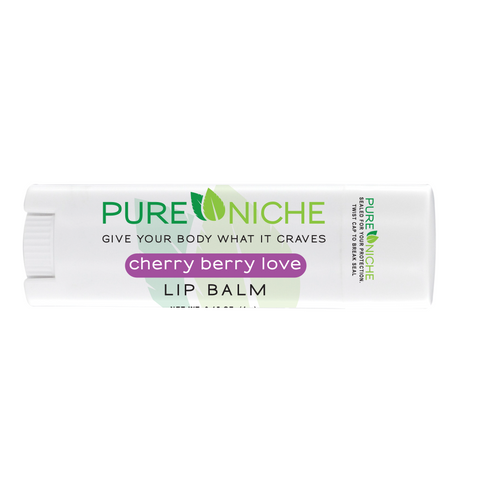 cherry berry love lip balm