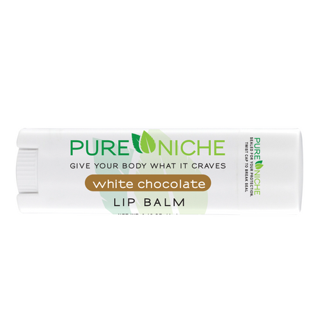 white chocolate lip balm