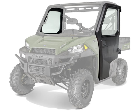 Lock & Ride® Pro Fit Doors with Fixed Glass Windows by Polaris