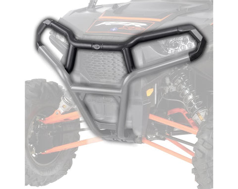 Front Extreme Bumper Attachment- Black by Polaris®