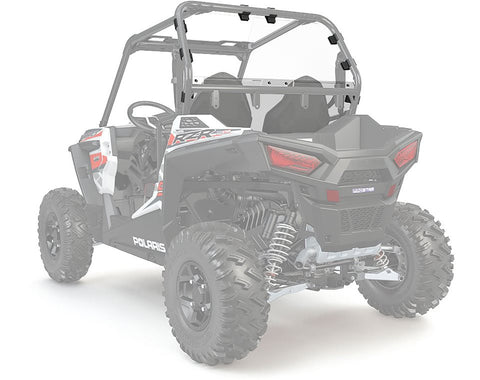 Lock & Ride® Poly Rear Panel by Polaris®