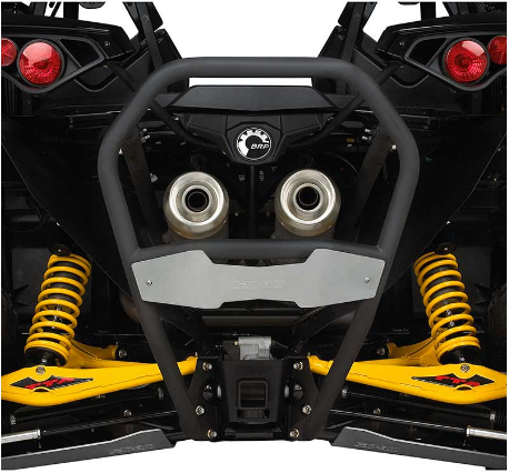 Can-Am Rear Bumper