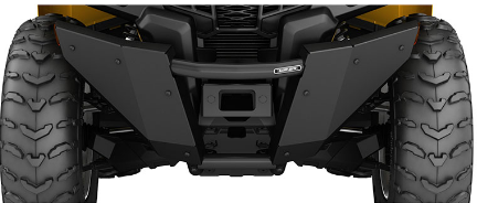 Can-Am Extreme Front Bumper